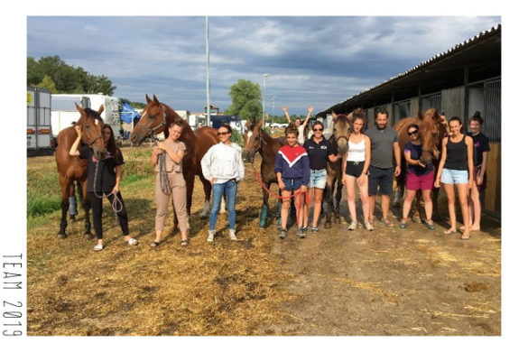 championnats de france hunter 2019 a lamotte beuvron