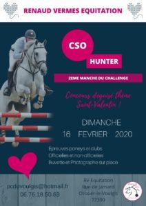 Challenge CSO + HUNTER Déguisé @ ozouer le voulgis